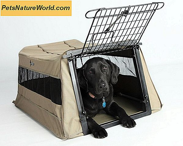 Soft Dog Crate Funktioner